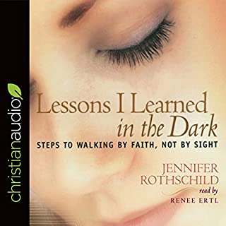 Lessons I Learned in the Dark audiobook cover art