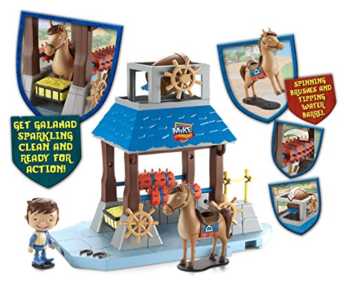 Mike the Knight Hairy Harry's Horse Wash Playset