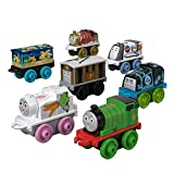Thomas & Friends Minis Trains - Pack de 7 trenes (Percy and Friends