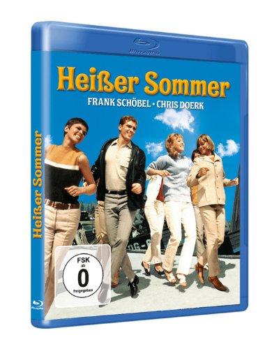 Heißer Sommer (Blu-ray)