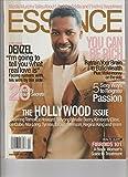 Essence Magazine April 2006: Denzel Washington