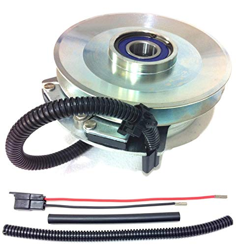Xtreme Outdoor Power Equipment Bundle - 2 Items: PTO Electric Blade Clutch, Wire Harness Repair Kit. X0461 Replaces Warner 5218-99 or 5218-202, Toro PTO Clutch w/Wire Harness Repair Kit!