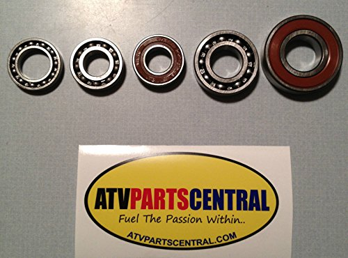 Yamaha Raptor 700 2006-2013 Complete Bottom End Transmission & Shift Cam Bearing Kit