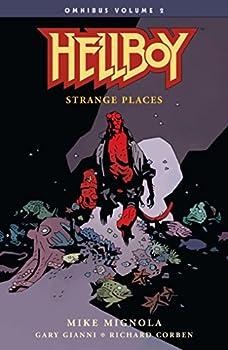 Hellboy Omnibus Volume 2  Strange Places  Hellboy Omnibus  Strange Places
