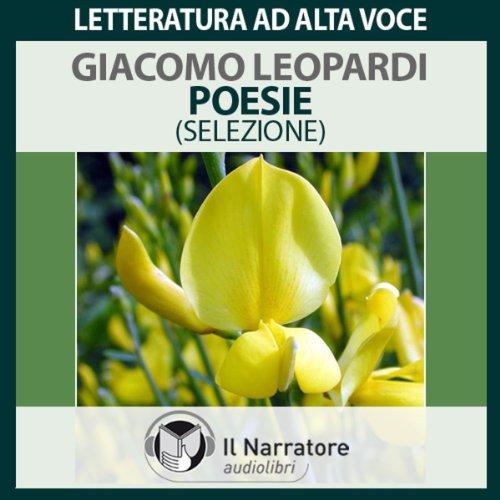 Poesie (selezione) audiobook cover art