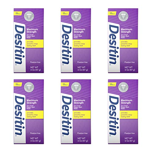 Desitin Maximum Strength Baby Diaper Rash Cream - 2oz