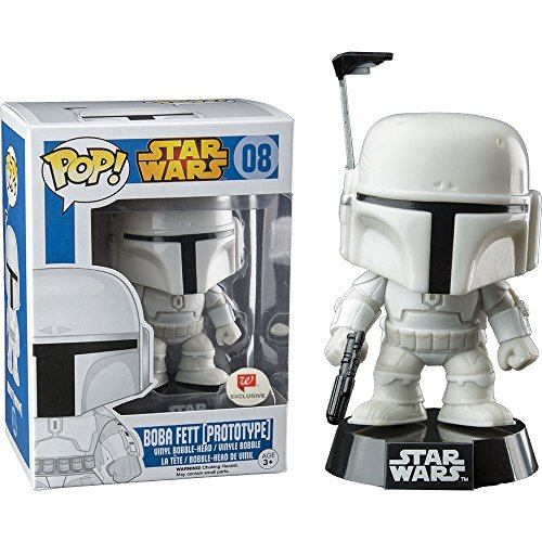 Star Wars - Figura, 10 cm (Funko FUNVPOP5539)