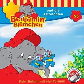 Benjamin und die Astrofanten Titelbild