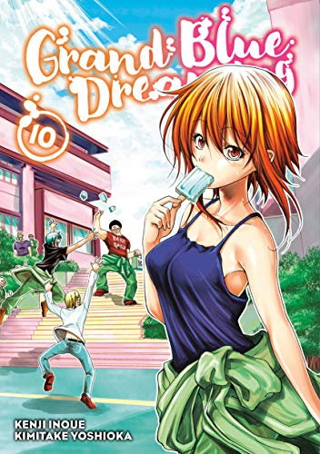Grand Blue Dreaming 10