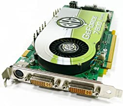 BFG Tech GeForce 7800GTX OC 256MB DDR3 PCI Express (PCI-E) Dual DVI Video Card w/TV-Out