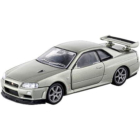 トミカプレミアム RS 日産 スカイライン GT-R V-spec II Nur (ミレニアムジェイド)