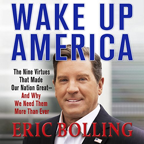 Wake Up America audiobook cover art
