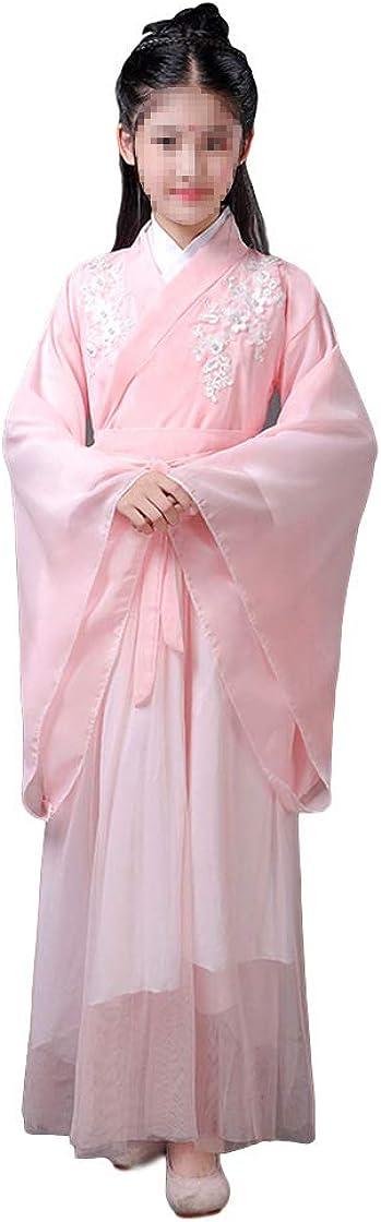 Lazutom Popular overseas San Diego Mall Girls' Ancient Chinese Traditional Hanfu Fancy Dre Dress