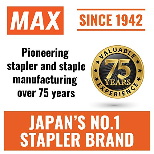 Max NO70FE Staple Cartridge for EH-70F Flat-Clinch Electric Stapler (Box of 5000) Photo #3