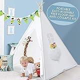 Peradix Tiendas de campaña para niños,Tipi Infantil...