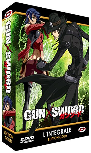 Gun X Sword - Intégrale - Edition Gold (5 DVD + Livret)