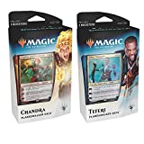 Magic The Gathering MTG-DOM-PD-EN Dominaria Planeswalker Decks, Multicolour