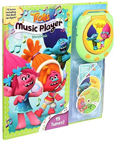 DreamWorks Trolls Music Player Storybook