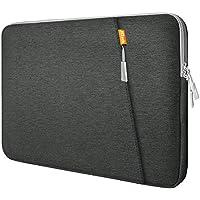 "JETech Funda Portátil Compatible 13,3"" Notebook Tableta iPad Tab, Maletín de Bolsa Impermeable, Sleeve Compatible con Macbook Air/Pro, MacBook Pro de 13"", 12.3 Surface Pro, Surface Laptop, Gris"