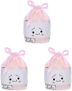 3 Pcs Disposable Face Towel Cotton Non Woven Face Towel Beauty Towel Roll