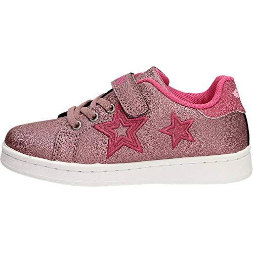 LELLI KELLY Rosa/Metallic Scarpa Bambino Sneakers 6815