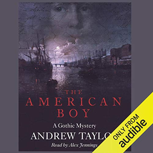 The American Boy audiobook cover art