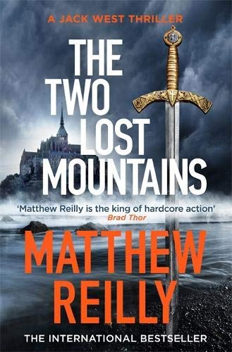 The Two Lost Mountains (English Edition)
