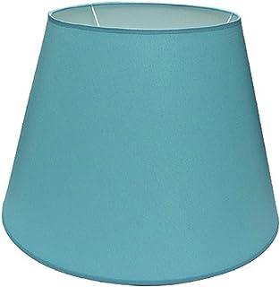 Abażur 430x270x300 mm średnica dolna x średnica górna x wysokość Stożek Bawełna Pod oprawkę E27 Do lamp stołowych i podłog...