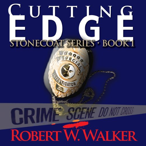 Cutting Edge audiobook cover art