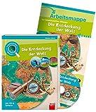Leselauscher Wissen: Die Entdeckung der Welt (inkl. CD & Spielplan). Set: inkl. Arbeitsmappe