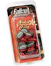 Fallout: Wasteland Warfare - Nuka Cola Caps Set Revised