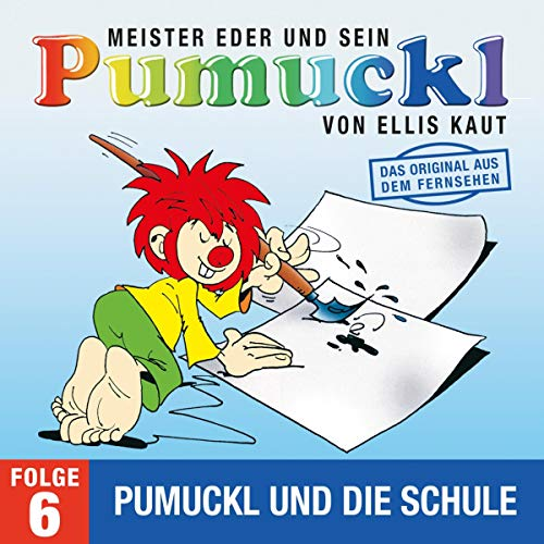 Pumuckl und die Schule. Das Original aus dem Fernsehen Titelbild