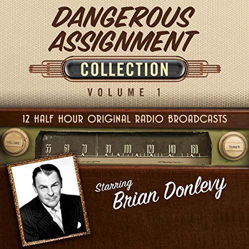 Dangerous Assignment, Collection 1 audiobook cover art