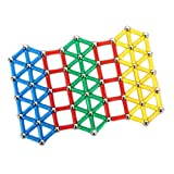 Kasstino Baby Kids Intelligence Educational Toys Magnetic Stick Gift Toys (157pcs)