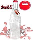 (FF11) großen stilvollen Geld Flaschen moneyboxes Box Münzen Notizen Dose Kunststoff Sparschwein 60cm/15,2, [Original Coca Cola 60cm 2ft]