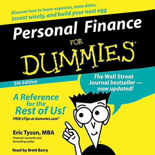 Personal Finance for Dummies cover art