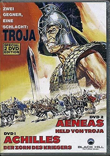 Troja (3er DVD Box) (Troja - Mythos einer Schlacht, Aneas - Held von Troja, Achilles - Der Zorn des Kriegers)