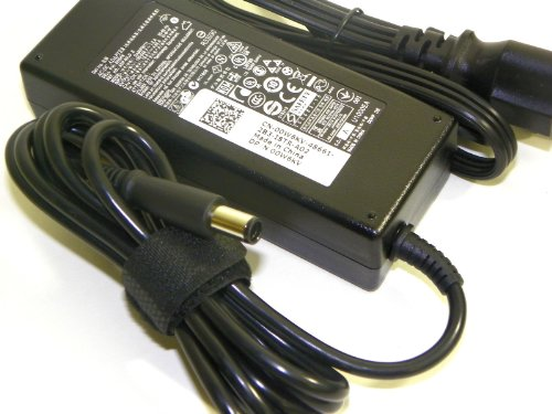 GENUINE Original DELL 90W AC Adapter Charger Power Supply & UK Mains Cable for Latitude 100L 200 ATG D400 D410 D420 D430 D500 D505 D510 D520 \t D560 D600 D531 D610 D620 D630 D631 D640 D800 D810 D820 D830 LX X SERIES X300 Laptops , Brand NEW, New version PA-3E PA3E PA10 PA-10 AC Adapter