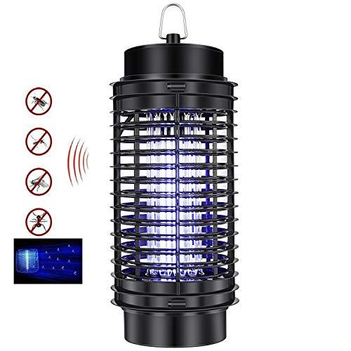 amaes - 1 Tubo, UV LED de 9 W, sin Productos químicos, Antiarrugas para el hogar, Oficina, jardín, ABS, 1, 4U