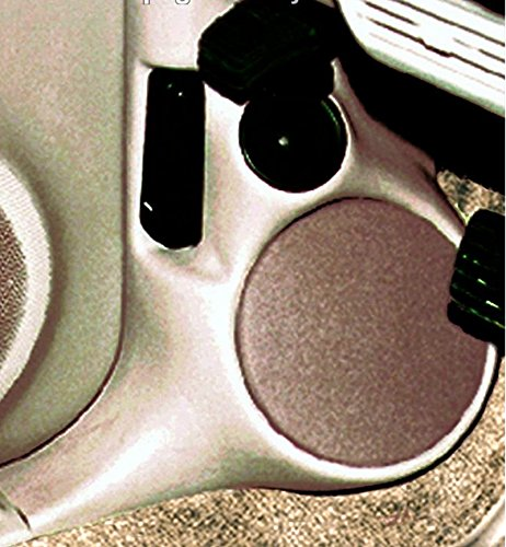 Q-Forms Q Logic Kick Panel Enclosures for Chevrolet/GMC/Isuzu/Oldsmobile / S10 Blazer / S10 Pickup / S15 Jimmy/Sonoma/Hombre/Bravada (Black)
