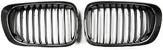 AutoTecknic Carbon Fiber Front Grille - BMW e46 pre-facelift 3 series coupe/ M3