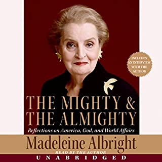 The Mighty and the Almighty audiobook cover art