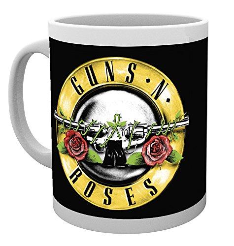 AMBROSIANA GB Eye, Guns N Roses, Logo, Tazza