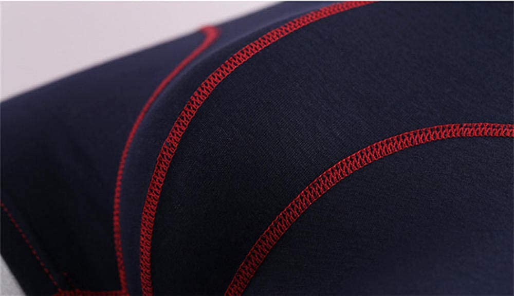 Underpants 4Pcs/Lot Men'S Underpants Men Long Boxer Mens Underwear Man Boxers Flexible Shorts Boxer