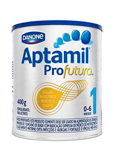 Fórmula Infantil Aptamil Profutura 1 Danone Nutricia 400g