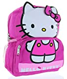 Hello Kitty 12' Backpack 'Be the Character'
