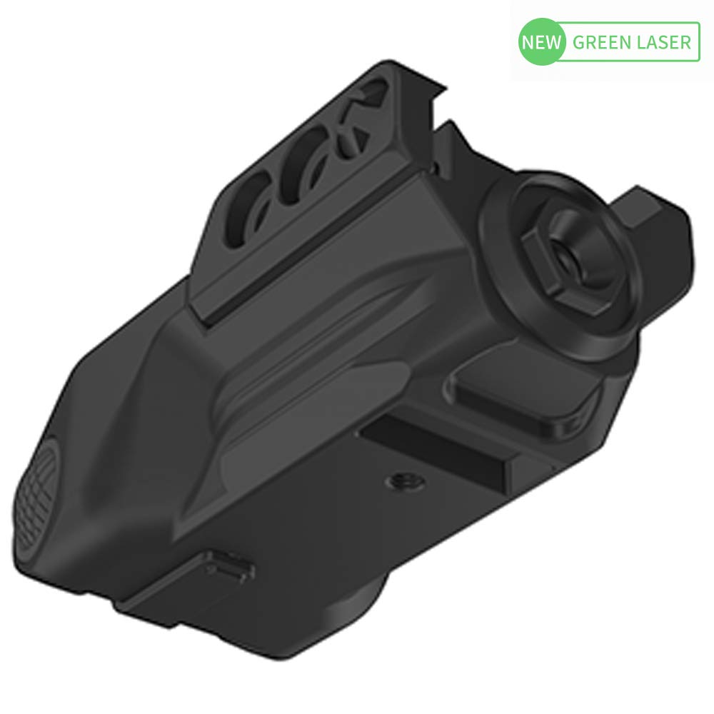 Laspur Compact Tactical Profile Rechargeable