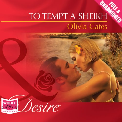 To Tempt a Sheikh  By  cover art