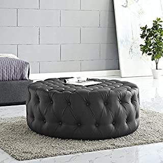 Best black round ottoman coffee table Reviews