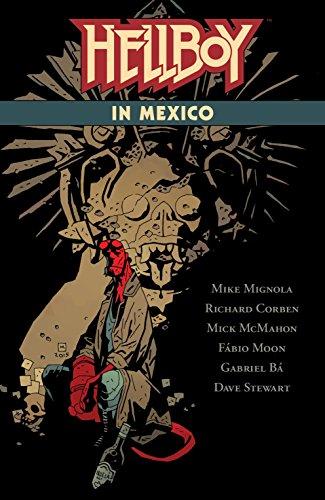 Hellboy in Mexico (English Edition)